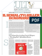 Il serial (tv) killer di romanzi