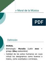 02-El valor moral de la música
