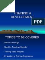 Training - Human Resource Management