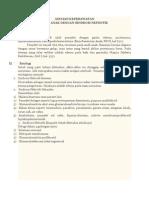 Asuhan Keperawatan Sindrom Nefrotik