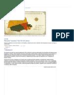 "Paraná ""nasceu"" há 10 mil anos - Vida e Cidadania - Gazeta do Povo"