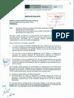 Oficio Nº 1323-2014-MINEDU/SG-OGA-UPER