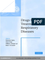 Drugs for the Treatment of Respiratory Diseases PDF Book