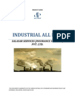Induatrial All Risk (IAR) Policy - Salasar Services [Insurance Brokers] Pvt. Ltd.