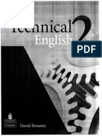 David Bonamy-Technical English Level 2 (Pre-Intermed) Course Book + Audio