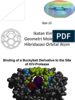 Geometri Molekular Dan Hibridasasi Orbital Atom
