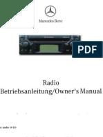 Betriebsanleitung Mercedes W212 Pdf