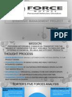 Force Motors_Strategy Presentation