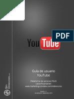 Guia de Usuario Para Youtube