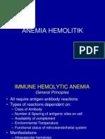 Anemia Hemolitik