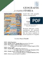 Seminar at Rome 3