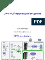 GPRS PCU Implementation