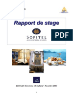 Rapport Stage