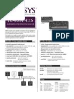 Maxsys-v3-PC4108-PC4116