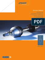 Catalogue Driveline Solutions SPIDAN