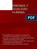Hormonas y Sexualidad Humana