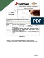 1 Cpu, Modelo de Examen Parcial 2013 3