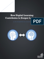 Digital Learning Deeper Learning Full White Paper