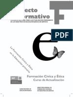 LaFormacionCivicayEtica TEMAS TRANSVERSALES