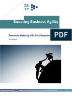 Boosting Business Agility Report