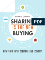 Sharing is the New Buying