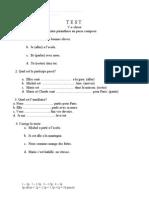 Test Passe Compose