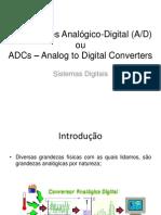 Conversores Analógico-Digital