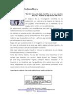 Prefacio Blog ConSuma Ciencia
