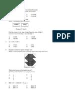 Kalvi Sathanai 2014 Mathematics