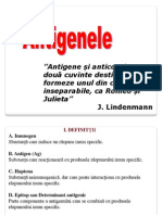 antigene - structura