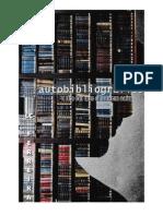 Autobibliográfico I e II