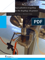 Reprap Granule Extruder Tudelft1