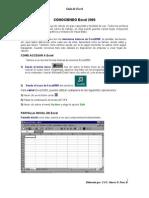Conociendo Excel 2000