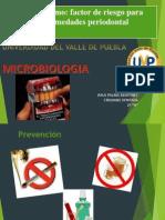Tabaquismo (Final Microbiologia)