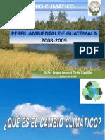 Cambio Climaítico  ingeloc