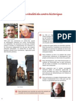 Commerce - Projet Osez l'avenir à Vitré avec Hervé UTARD