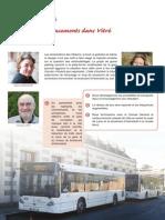 Transports - Projet Osez l'avenir à Vitré avec Hervé UTARD