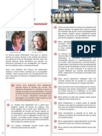 Education - Projet Osez l'avenir à Vitré avec Hervé UTARD