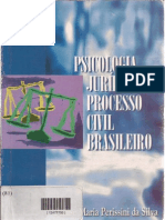 Psicologia Jurídica no processo civil Brasileiro