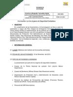 Informe de la Integración de la Sala Situacional con SIMA