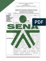 DISEÑO E INTEGRACIÓN DE AUTOMATISMOS MECATRÓNICOS