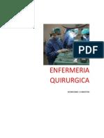 35. Enfermeria Quirurgica. Definiciones y Conceptos