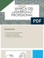 Dinámica del Desarrollo Profesional