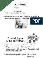 Climatério e TRHEsquema