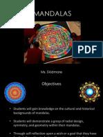 Mandala Lesson Plan Power Point
