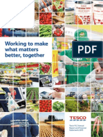 Tesco Annual Report 2013