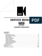 Psw3000 Service Manual