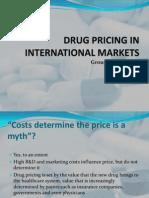 Drug Pricing Group3 SecA