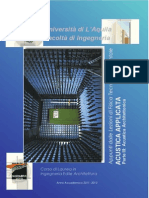182293624 Acustica Applicata 3 Acustica Architettonica PDF