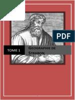 Géographie de Strabon – Tome 1- http://www.projethomere.com